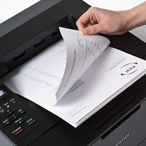 Brother HL-L6200DW Wireless Monochrome Laser Printer with Duplex Printing (Amazon Dash Replenishment Ready) 41K05IU5dAL