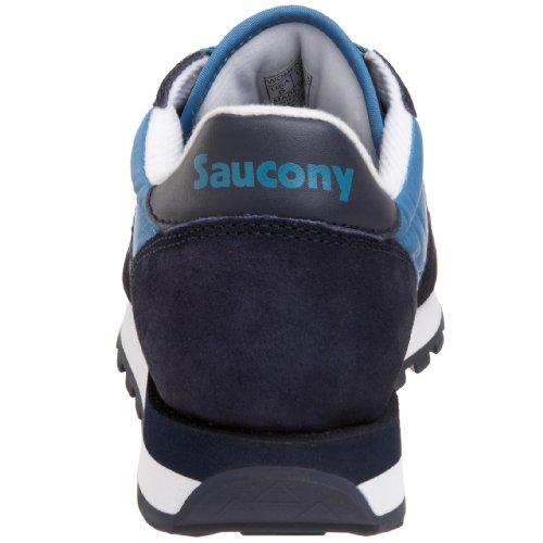 Cross Original Noir Saucony Jazz Chaussures Bleu de Femme gUqvPBn