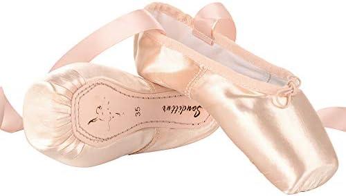 How To Break In Pointe Shoes | Spitzenschuhe, Ballett für