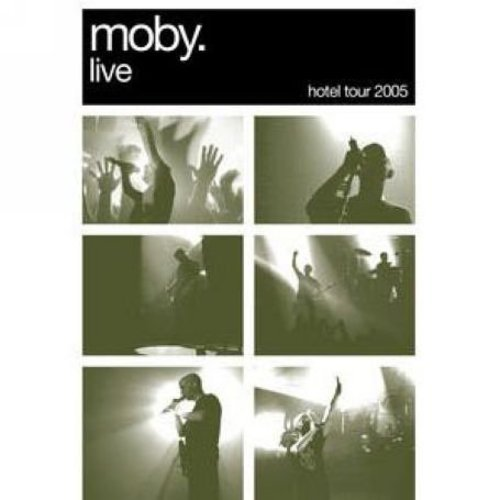 Moby Live Hotel Tour 2005 product image
