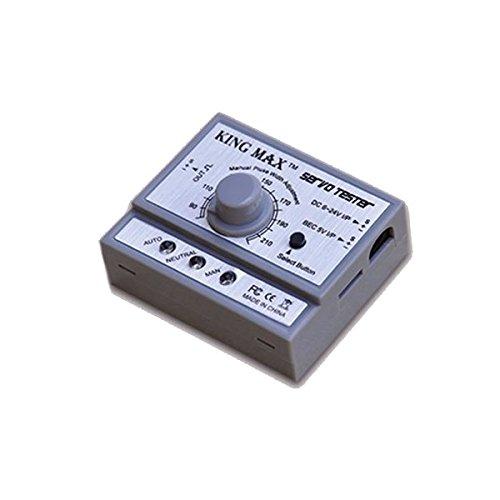 HITSAN KING MAX KM8008 Servo Tester 5V To 24V One Piece