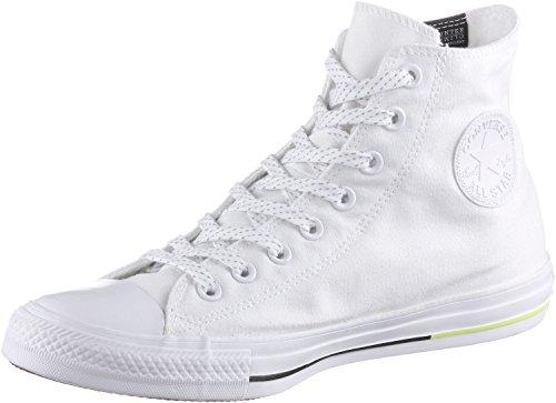 Converse Chuck Taylor ct AS Hi 153792C Negro, blanco, 42.5