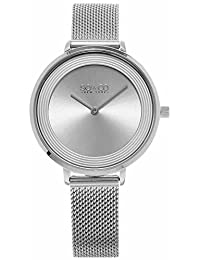 SO & CO New York Women's 5204M.1 Madison Quartz Silver Wrist Watches