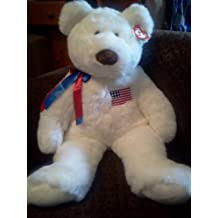 "TY Libearty - Extra Large 30"" Beanie Buddies Collection by TY Beanie Buddy"