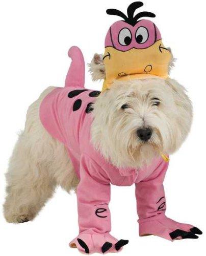 [Dino Flintstones Dog Costume (Small)] (The Flintstones Halloween)