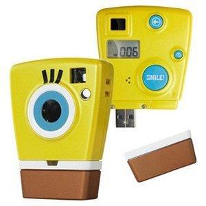 Spongebob Digital Camera 8MB (Sponge Bob Ukulele)