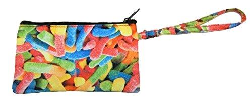SweetzARiffic Candy Themed Wristlet