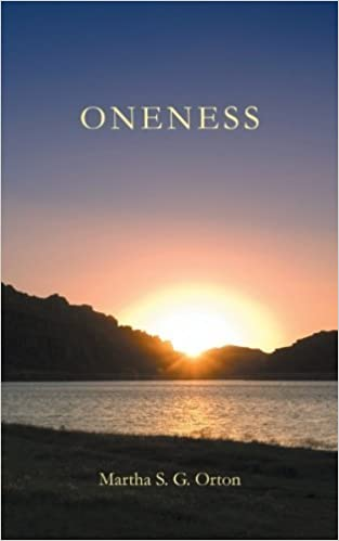 Book Oneness by Martha S. G. Orton (2013-04-04)