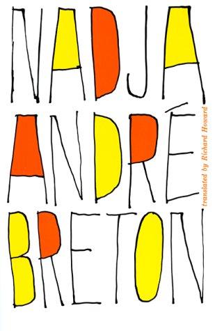 book cover of Nadja