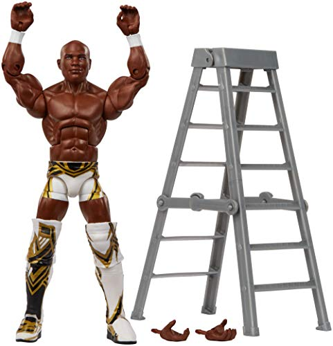 WWE Shelton Benjamin Elite Collection Action Figure (Best Wwe Figures 2019)