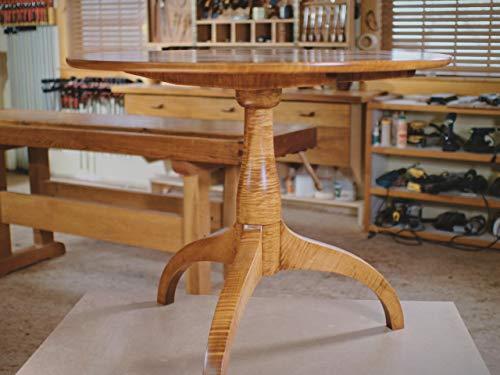 Tilt Top Table (Tilt Column)