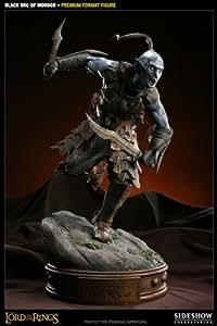 Sideshow Collectibles Herr der Ringe Premium Format Figur 1/4 Black Orc of Mordor 53 cm