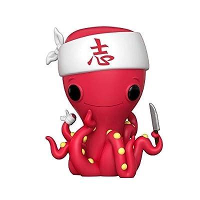 Funko POP! Disney: Monster's CHEF Collectible Figure, Multicolor: Funko Pop! Disney:: Toys & Games