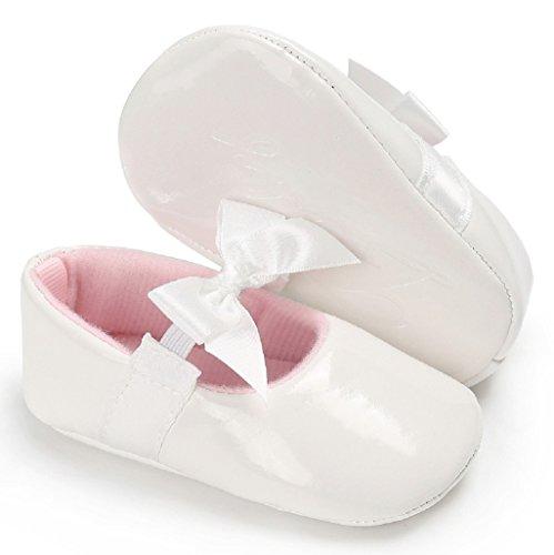 Bebés De Para Del Los Primeros Caminar Zapatos Hh Bowknot Antideslizantes Bebé auxma 0Iwqv5xp