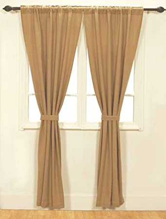 print panels drapes printed burlap photo made custom chevron x curtains with lined banding of