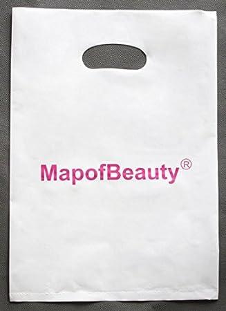 Hell Gold+Rosa MapofBeauty 28//70cm Glatt Pony Mehrfarbig Ladies Cosplay Locken Per/ücke