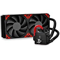 CoolCool Gamer Storm CPU Liquid Cooler AIO Water Cooling (Captain 240 EX)