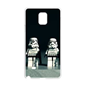 Star Wars Samsung Galaxy Note 4 Cell Phone Case White Q6845860