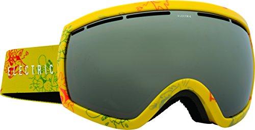 Electric Visual EG2.5 Cartoon Yellow/Bronze Silver Chrome Snow (Bronze Ski)