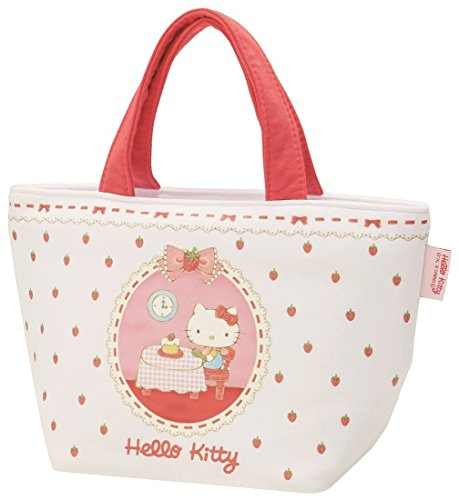 Sanrio Fabric - Sanrio Hello Kitty Lunch Bag Tote Bag Color Pencil Size S Sweat fabric KNB1