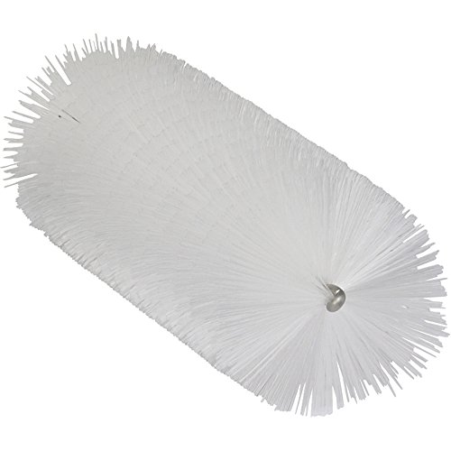 Vikan 53545 Tube Brush White 1//2 x 7-7//8 OAL 1//2 x 7-7//8 OAL Polyester