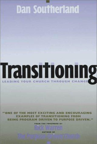 Transitioning Dan Southerland product image
