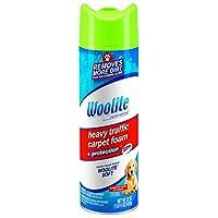 Woolite Heavy Traffic espuma + protección
