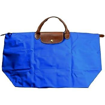 7784cd84b019 Amazon.com: Longchamp Le Pliage Large tote bag rogue red: Clothing
