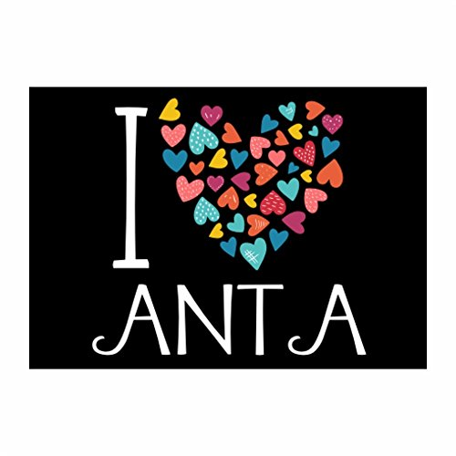 teeburon-i-love-anta-colorful-hearts-pack-of-4-stickers