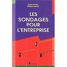 SONDAGES POUR L'ENTREPRISE (LES)
