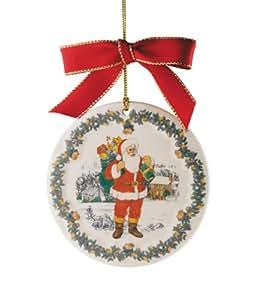 Spode Christmas Tree Ornament 2004 Father Christmas Ornament