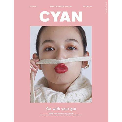 CYAN issue 027 表紙画像