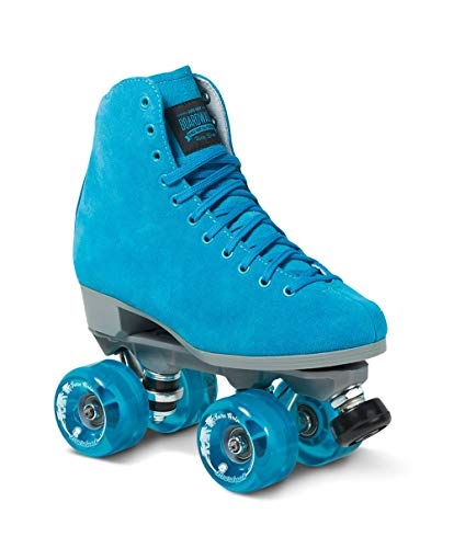 (Sure-Grip Blue Boardwalk Skates Outdoor)