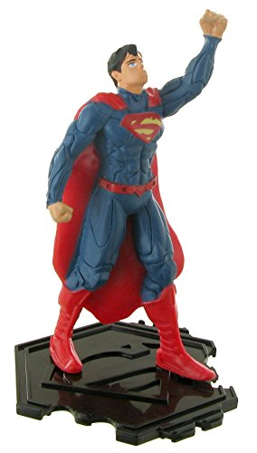 Comansi DC Comics Mini Figure Superman flying 9 cm figures (Superman Flying)