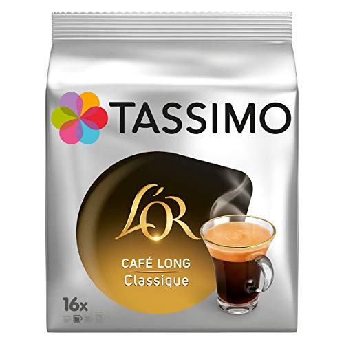 Tassimo Cafe Long Classic - Voluptuoso Classic