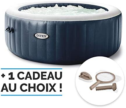 Intex Piscina SPA Hidromasaje Bubble Massage 196 x 71 cm 4 plazas ...