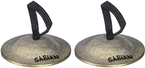 Finger Cymbal Instruments (Sabian Finger Cymbal, Light, Pair)