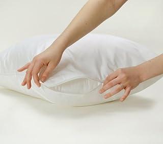 Allersoft White (Set of 2) Standard Pillow Protectors, 100-Percent Cotton Dust Mite & Allergy Control Pillow Encasements (B008K7RBLQ) | Amazon price tracker / tracking, Amazon price history charts, Amazon price watches, Amazon price drop alerts