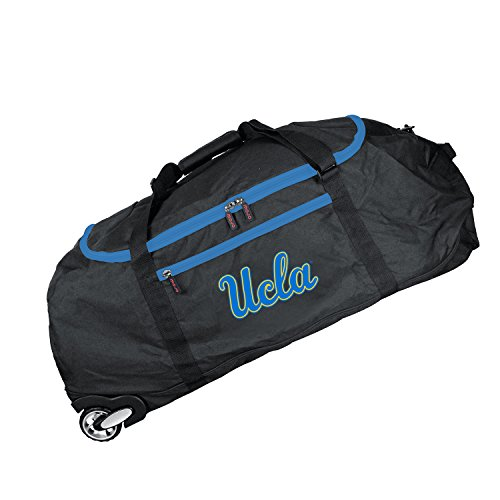 NCAA UCLA Bruins Crusader Collapsible Duffel, 36-inches (Drawstring Bruins Ncaa Ucla)