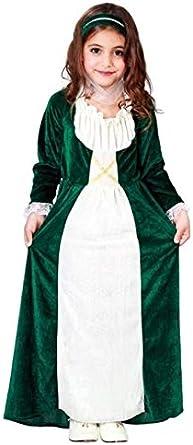 Medieval Disfraz Niña T.4-6: Amazon.es: Ropa y accesorios
