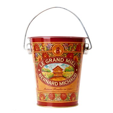 Bernard Orange Honey - Le Grand Miel Thousand Flower Honey By Bernard Michaud 14 Oz