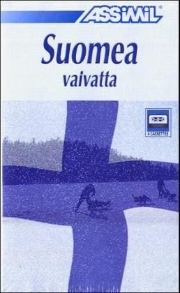 Assimil Finnisch ohne Mühe : Suomea vaivatta, 4 Cassetten