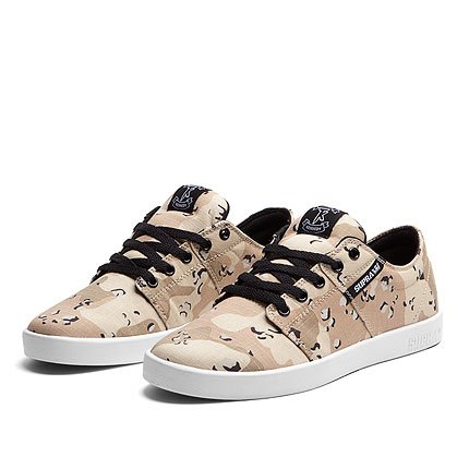 SUPRA Shoes STACKS DESERT CAMO