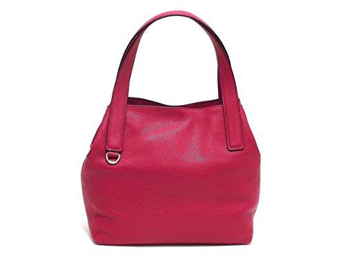 Coccinelle borsa donna, BE5 MILA,110201, borsa a spalla pelle, fragola E8102
