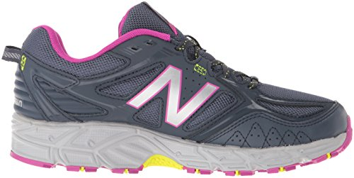 New Balance Womens WT510V3 Trail Shoe Dark Grey