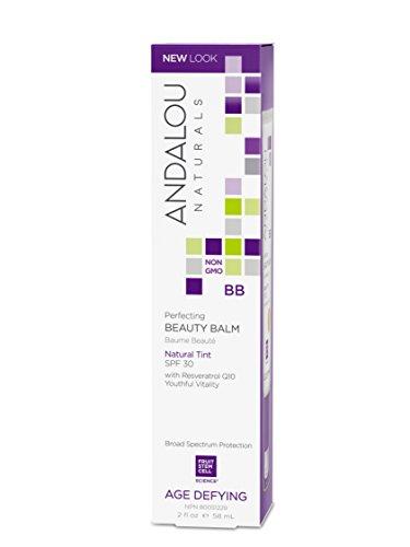Andalou Naturals Perfecting BB Beauty Balm Natural Tint SPF 30, 2 Ounce by Andalou Naturals (Image #2)