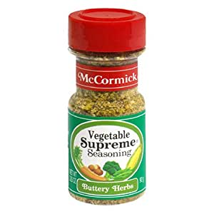 mccormick vegetable supreme