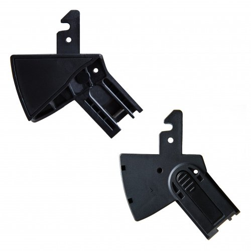 Hauck 375952 - Adaptadores para sillas de coche, color negro