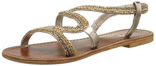 JONAK Jubis - Sandalias de vestir Mujer Dorado - oro