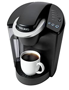 Keurig New Elite Single Cup Coffee Brewer − B40 : Great Coffe Maker